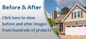 Before & After - Click here to view before and after images from hundreds of projects