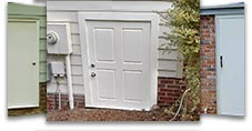View Our Crawl Space Doors Gallery