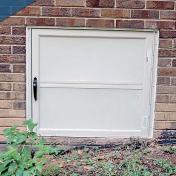 Crawl Space Doors Raleigh Durham Nc
